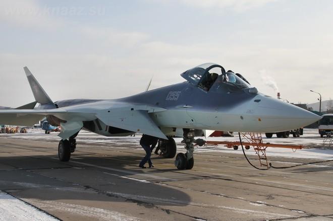 """Ngắm dàn siêu chiến đấu cơ """"Cà bay"""" của Nga ảnh 4"""