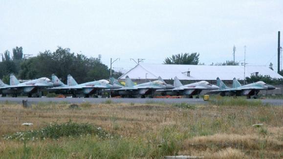 Không quân Nga tăng cường máy bay chiến đấu tại Armenia ảnh 1