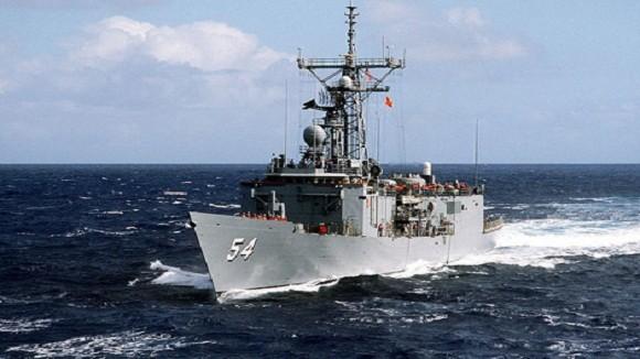 Trung Quốc nổi giận vì Mỹ bán cho Đài Loan 4 tàu hộ vệ cực khủng lớp Perry ảnh 1