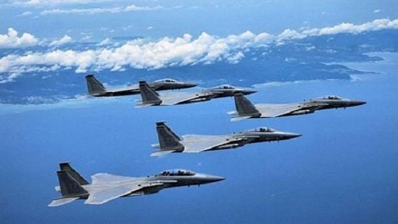 """Máy bay Trung Quốc bị Nhật truy đuổi ở """"vùng phòng không"""" mới ảnh 1"""
