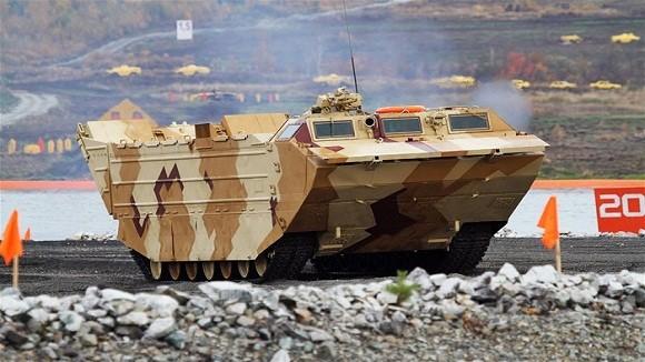 Các biến thể siêu hạng trên khung gầm xe tăng Nga ảnh 6
