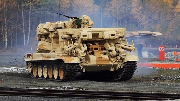 Các biến thể siêu hạng trên khung gầm xe tăng Nga ảnh 4