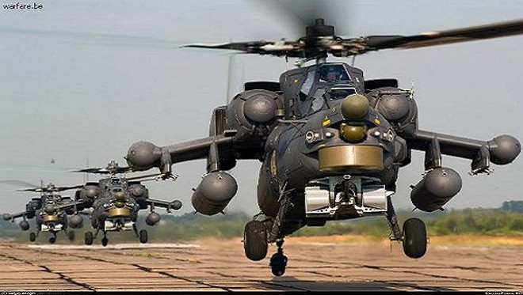 1 tuần, Nga kiếm được 5 tỷ USD từ trực thăng ảnh 1