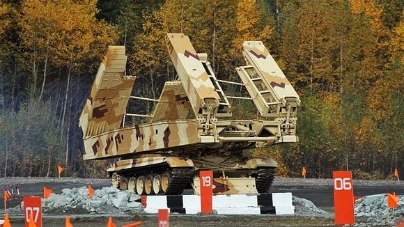 Các biến thể siêu hạng trên khung gầm xe tăng Nga ảnh 5