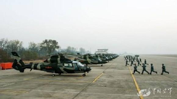 Trực thăng Z-9 Trung Quốc bán cho Campuchia mạnh cỡ nào? ảnh 1