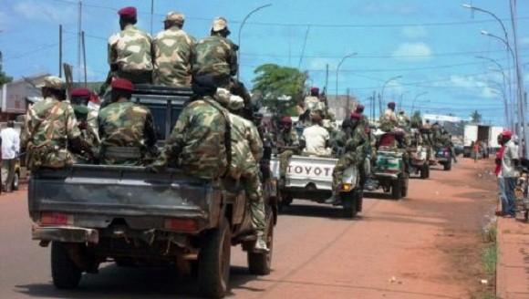 Pháp tăng quân tại Cộng hòa Trung Phi lên 1.200 người ảnh 1