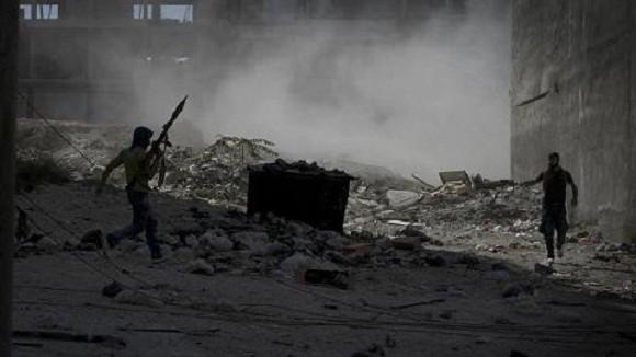 Phiến quân Libya tấn công cướp kho vũ khí cực lớn ảnh 1
