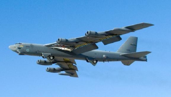 """B-52 Mỹ """"tuyên chiến"""" với Vùng nhận dạng phòng không Trung Quốc ảnh 1"""