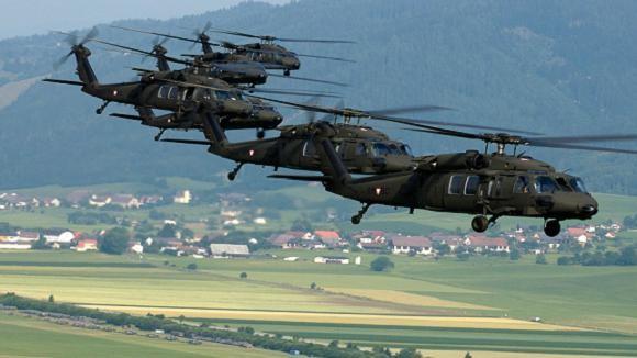 Mỹ tiếp tục bán cho Đài Loan 26 trực thăng Black Hawk ảnh 1