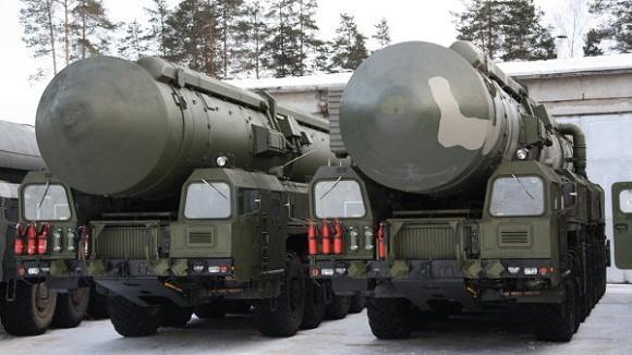 Nga biên chế thêm 22 tên lửa đạn đạo liên lục địa ảnh 1