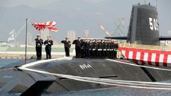 Nhật Bản bán tàu ngầm AIP cho Đài Loan tạt sườn Trung Quốc? ảnh 1