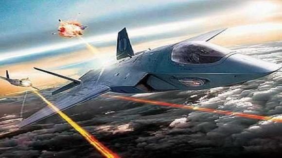 Máy bay Mỹ sẽ được trang bị vũ khí laser ảnh 1