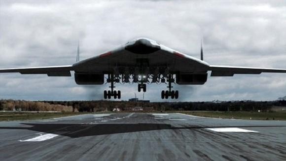 Nga bắt tay chế tạo siêu máy bay ném bom chiến lược PAK DA ảnh 1