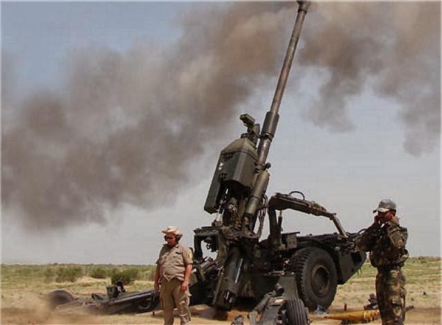 Philippines mua số lượng lớn pháo và đạn pháo ảnh 1