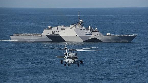 Mỹ tăng cường chiến hạm thường trực nhằm duy trì ổn định trên biển Đông ảnh 1