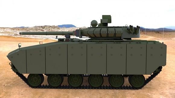 Nga sản xuất siêu xe chiến đấu bộ binh Kurganets-25 ảnh 1