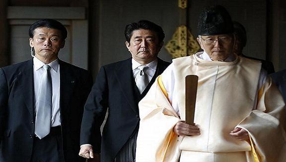 """Mỹ """"vừa đấm, vừa xoa"""" Nhật sau sự kiện Yasukuni ảnh 1"""