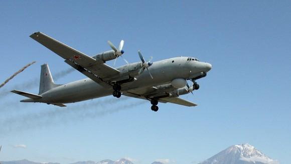 """Hải quân Nga trang bị """"Sát thủ săn ngầm"""" nâng cấp hiện đại Il-38N ảnh 1"""