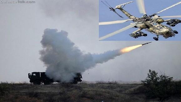 """Nga bán tên lửa phòng không, trực thăng tấn công """"siêu xịn"""" cho Iraq ảnh 1"""
