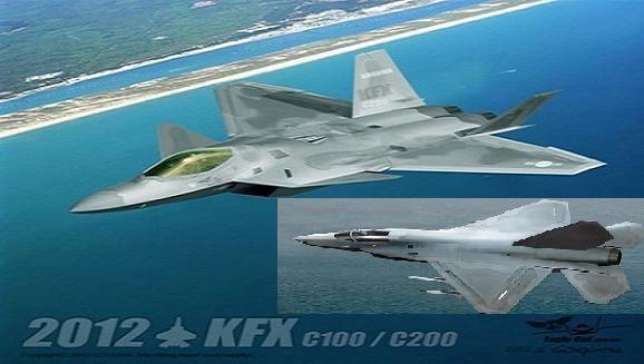 Hàn Quốc chế tạo 120 chiếc tiêm kích tàng hình thế hệ 5 KF-X ảnh 1