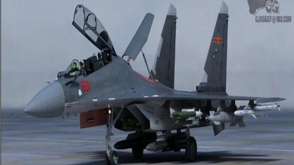"""J-16 - """"đứa con nhân bản"""" của Su-30MK2 sẽ chuyên đánh biển? ảnh 6"""