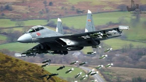"""J-16 - """"đứa con nhân bản"""" của Su-30MK2 sẽ chuyên đánh biển? ảnh 1"""