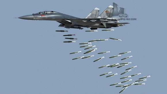 """J-16 - """"đứa con nhân bản"""" của Su-30MK2 sẽ chuyên đánh biển? ảnh 2"""