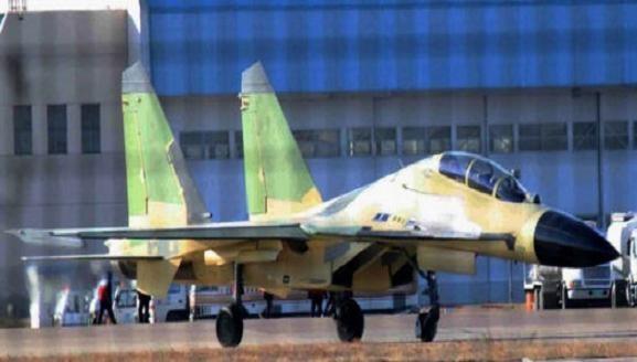 """J-16 - """"đứa con nhân bản"""" của Su-30MK2 sẽ chuyên đánh biển? ảnh 5"""