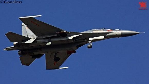 """J-16 - """"đứa con nhân bản"""" của Su-30MK2 sẽ chuyên đánh biển? ảnh 8"""