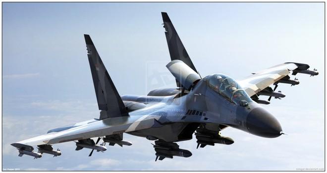 """J-16 - """"đứa con nhân bản"""" của Su-30MK2 sẽ chuyên đánh biển? ảnh 4"""