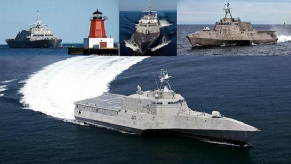 Sốc với thông tin USS Freedom lén theo dõi toàn bộ tàu thuyền trên biển Đông ảnh 1