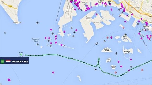 Tạm biệt Rolldock Sea, hẹn những chuyến vận chuyển Kilo tới ảnh 3