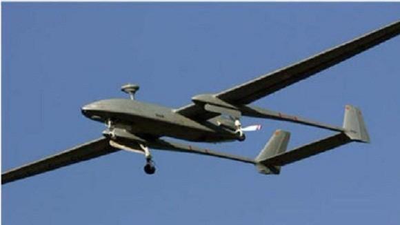 Israel giao thêm cho Ấn Độ 15 UAV Heron nâng cấp ảnh 1