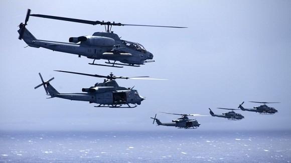 """Philippines mua 21 trực thăng quân dụng UH-1 """"Huey""""… không vũ khí ảnh 1"""