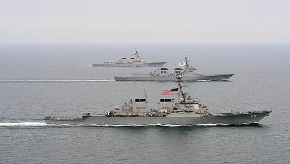 Mặc Triều Tiên đe dọa, Mỹ, Hàn vẫn diễn tập quy mô lớn ảnh 1