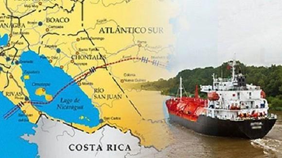 Trung Quốc sở hữu 200km kênh đào Nicaragua trong 100 năm ảnh 1