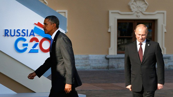 Tổng thống Mỹ Obama được thế giới ngưỡng mộ hơn Tổng thống Nga Putin? ảnh 1