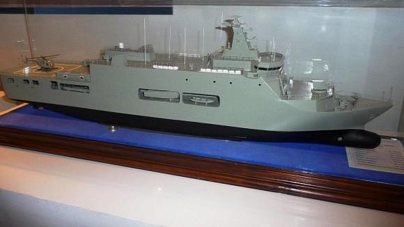 Philippines sắm liền 2 tàu vận tải đổ bộ chiến lược ảnh 1