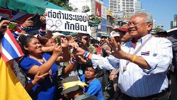Phe đối lập dọa bắt Thủ tướng Yingluck Shinawatra ảnh 1