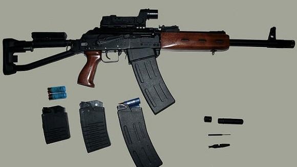 Mỗi năm Nga xuất khẩu sang Mỹ 200.000 khẩu súng ảnh 1