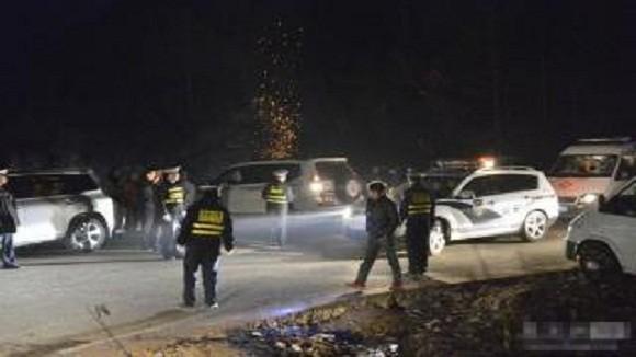 Nổ tung sới bạc trên đồi, 14 người chết, 7 bị thương ảnh 3