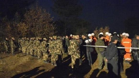 Nổ tung sới bạc trên đồi, 14 người chết, 7 bị thương ảnh 2