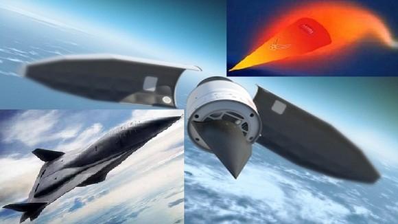 Trung Quốc thử thành công vũ khí siêu thanh Mach10? ảnh 1