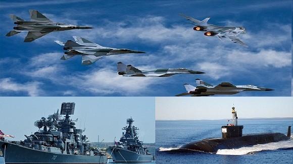 Năm 2013, Nga nhận 36 chiến hạm và 67 máy bay chiến đấu tiên tiến ảnh 1