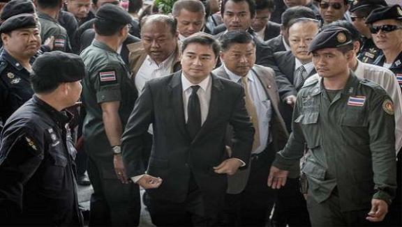 Tư dinh của lãnh đạo Đảng Dân chủ Thái Lan bị đánh bom ảnh 1