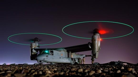 Mỹ lần đầu bán V-22 Osprey ra nước ngoài ảnh 1