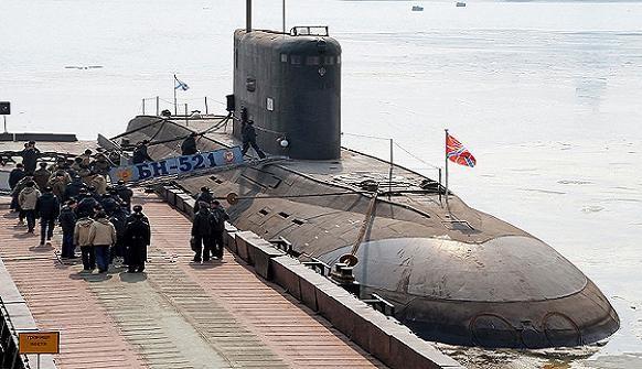 Điểm danh dòng họ tàu ngầm Kilo trên thế giới ảnh 2