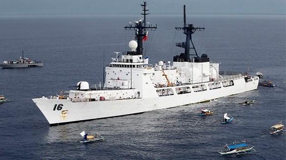Philippines sẽ trang bị ít nhất 6 tàu hộ vệ ảnh 1