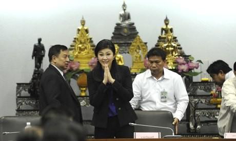 Phe đối lập tìm đủ mọi cách để hạ bệ Thủ tướng Yingluck ảnh 1