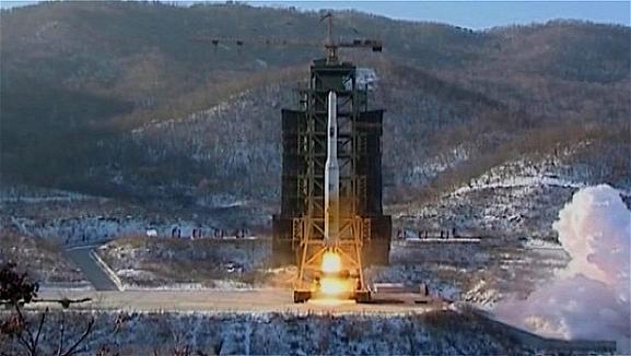 Mỹ, Hàn thúc ép Triều Tiên phi hạt nhân hóa ảnh 1